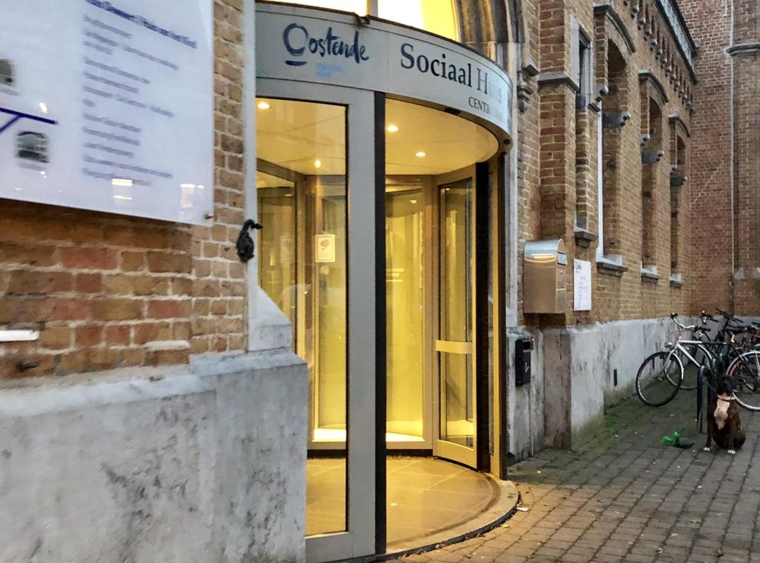 Sociaal huis Oostende